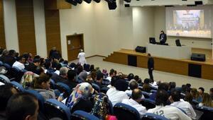 Sağlık çalışanları 'İş Sağlığı ve Güvenliği' eğitimine katıldı