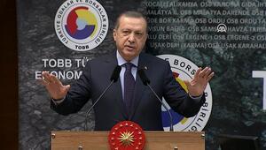 Erdoğandan kredi derecelendirme kuruluşlarına sert tepki