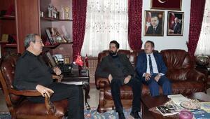 SADED başkanından Nevşehir Belediyesine ziyaret