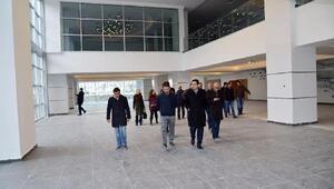Kırşehir Belediyesi'nin projeleri tamamlanmak üzere