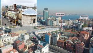 İste Taksim'e yapılacak cami