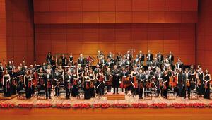 Borusan Filarmoni Uzakdoğu turnesinde