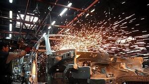 Sanayi üretimi beklenti altında kaldı