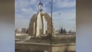 ÖSO birlikleri El Bap kapısında