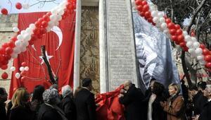 Türkiyenin ilk Kadın şehitler anıtı açıldı
