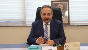 Genel Sekreter Mustafa Yalçın, görevine başladı