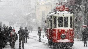 İstanbulda hava durumu nasıl olacak Meteoroloji kar yağışı için gün verdi..