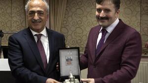 Atatürk Üniversitesi STKlarla buluştu
