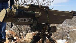 Bu silah PKKda ilk defa ele geçirildi