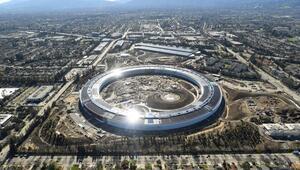 Appleın uzay üssü için geri sayım