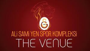 Galatasarayın müthiş basketbol salonu