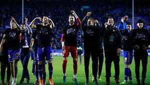 Deportivo Alaves: 1 - Celta de Vigo: 0