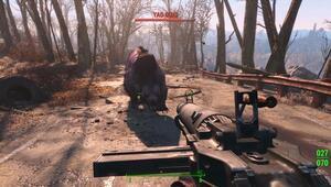 Fallout 4e kota tüketen dev güncelleme