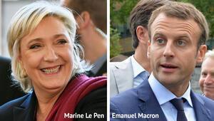 Skandallar, Le Pen ile Macron'a yaradı