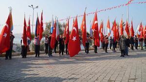 Atatürkün Kuşadasına gelişi kutlandı