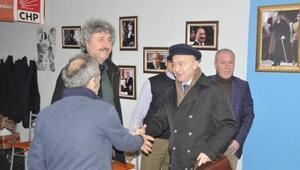 Ümit Kocasakaldan, Ak Partili başkan için suç duyurusu