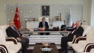 Karakullukçu, Başkan Gençi ziyaret etti