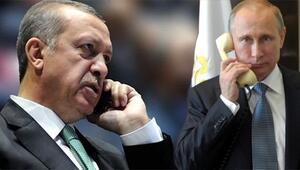 Putinden Erdoğana taziye telefonu