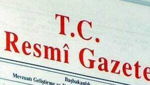 Kritik atamalar Resmi Gazetede