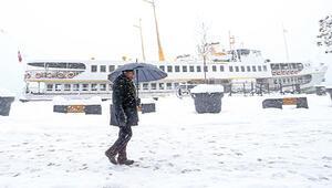 Meteorolojiden İstanbula son dakika kar uyarısı