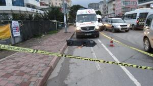 Maltepede yol kenarında ceset bulundu