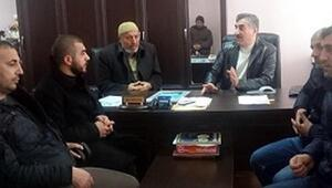 Türk- İşten Berce çalışanlarına destek