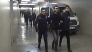 İstanbulda FETÖ/PDY Operasyonu: 9 kişi tutuklandı