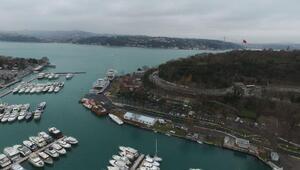 İstanbul Boğazına arabalı vapur hattı çalışmaları tamamlandı; yılda 1 milyon yolcu taşıyacak