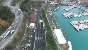 İstanbul Boğazı'na arabalı vapur hattı