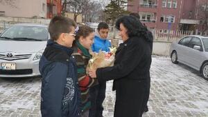 Vali Civelek, Kofçaz Kaymakamlığını ziyaret etti