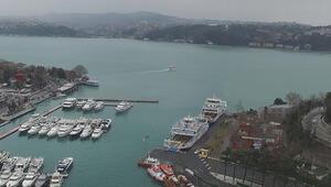 İstanbul Boğazına arabalı vapur hattı çalışmaları tamamlandı