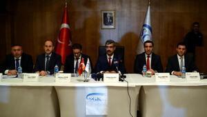 SGK Başkanı Bağlı: Terörden zarar gören iş verenin prim borcu ödemesini 2 Mayıs a uzattık