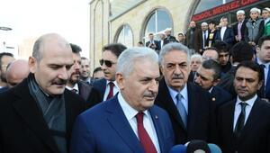 Başbakan Yıldırım: İnşallah referandum, 16 Nisanda yapılacak