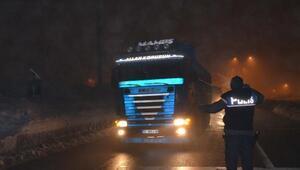 Bitlis'te 300 polisle Güven ve Huzur operasyonu