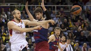 Barcelona Lassa 62-69 Galatasaray Odeabank