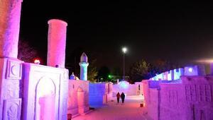Erzurumun tarihi eserleri kar sokağında