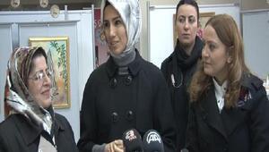Suriyeli kadın mültecilerin sorunları ayrılık ile anlatıldı