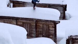 ABDli kayakçılar Kaçkar Dağlarını çok sevdi