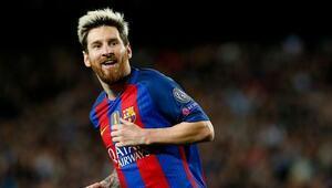 Messi imzayı attı ortalık karıştı