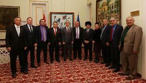 Gürcistan'dan Bursa'ya işbirliği çağrısı