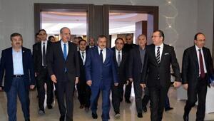 Kurtulmuş: Türkiyede anayasa değişikliği oylanıyor, kıyamet kopmuyor