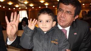 Bakan Zeybekci: Bu mesele AK Partinin değil, Türkiyenin meselesidir (2)