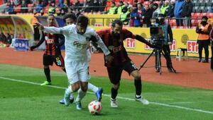 Eskişehirspor-Manisaspor: 1-5