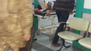 Başkale'de askeri kaza: 2 asker yaralandı