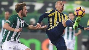 Bursaspor 1-1 Fenerbahçe / MAÇIN ÖZETİ