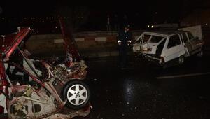 Niğde'de kaza: 2 yaralı