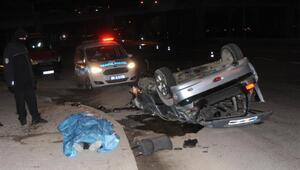 Eskişehirde kaza: 1 ölü