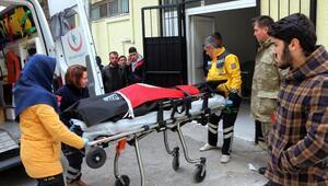 El Babdan acı haber: 1 şehit, 3 yaralı (2) - yeniden
