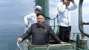 Trump ve Abe görüşürken Kuzey Koreden balistik füze