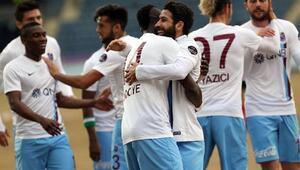 Trabzonspordan 5 yıl sonra 4lük seri